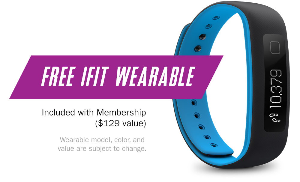 Free iFit Wearable