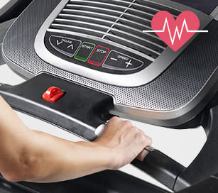 Thumbnail image for Heart Rates To Aim For On Your Treadmill