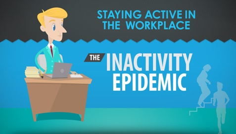 Thumbnail image for The Inactivity Epidemic: How to Activate Your Workplace