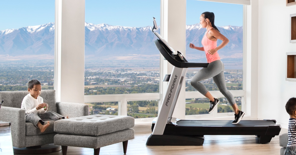 featured image for Get Summer Ready With This Treadmill Incline Workout
