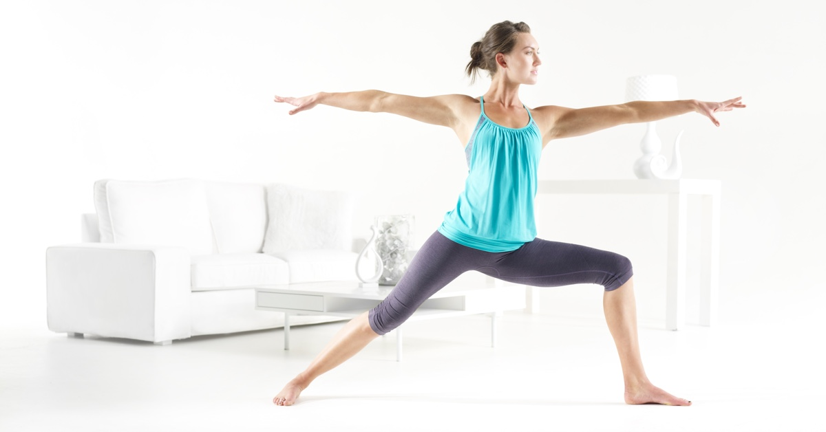 featured image for Awaken And Move With These 5 Yoga Poses