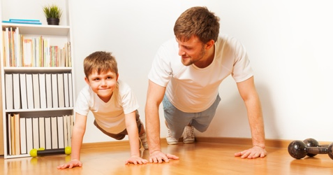 Thumbnail image for HIIT Tabata With Dad This Father's Day